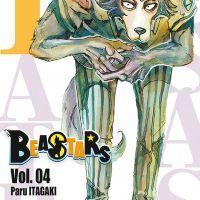 Mon avis sur... Beastars T.4 de Paru Itagaki