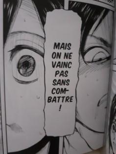 Eren et Mikasa