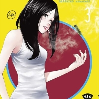 Mon avis sur... Cigarette and Cherry T.3 de Daishirô Kawakami